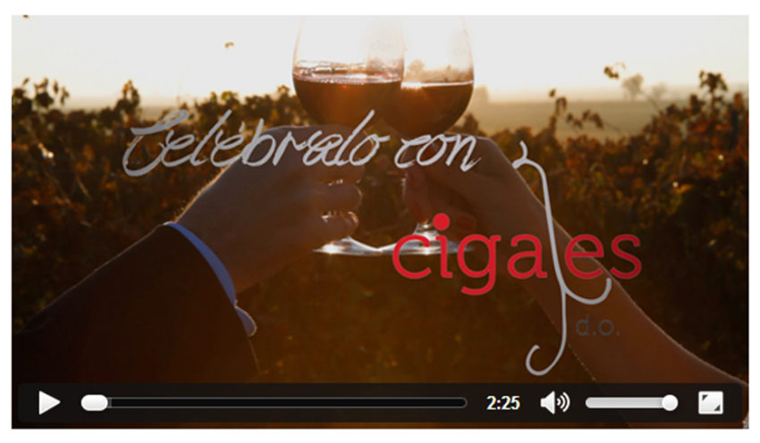video promocional DO Cigales