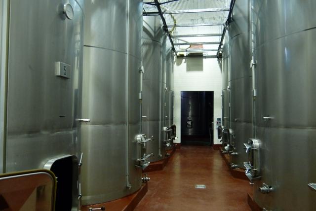 Depósitos de fermentación primaria