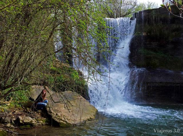 Peñaladros – En busca de la cascada perfecta en Burgos