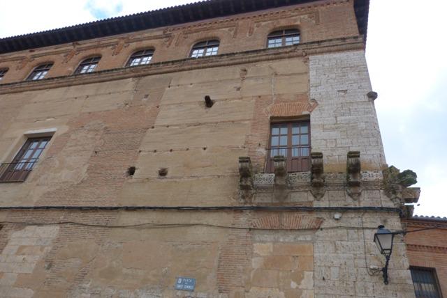 Casa Palacio, actualmente Colegio Amor de Dios - Destino Castilla y León
