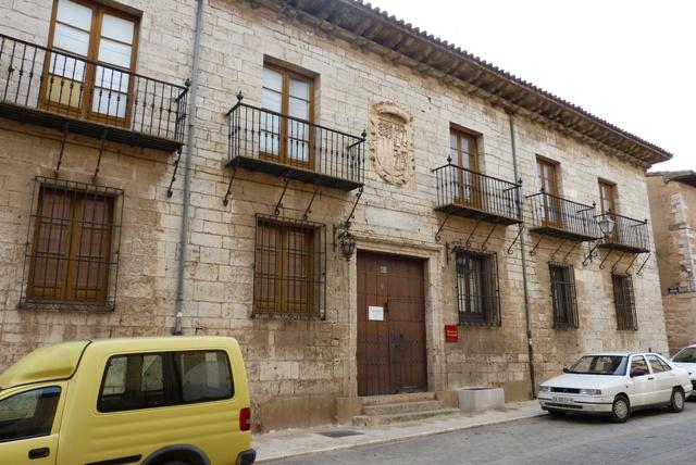 Calles con casas blasonadas de Toro - Destino Castilla y León