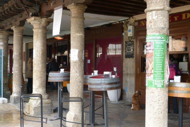 Soportales de la Plaza Mayor de Toro - Destino Castilla y León
