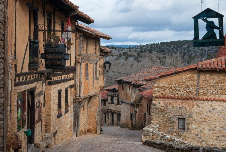 Calatañazor Soria rincones medievales
