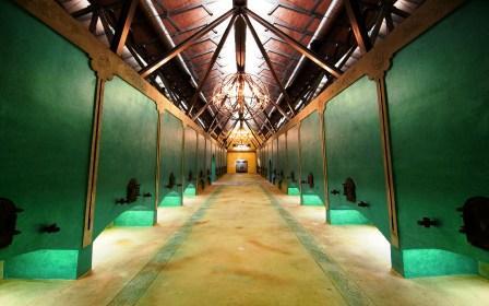 Museo del Vino Pagos del Rey en Zamora