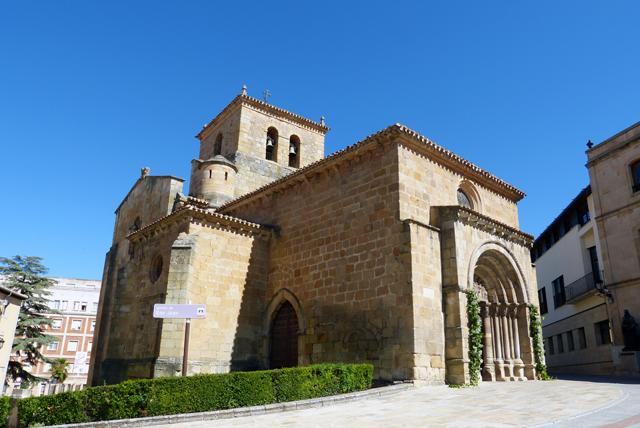 la Iglesia de Nuestra Señora del Espino - Soria