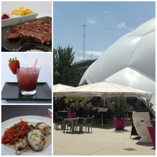 Restaurante Ríoluz Valladolid