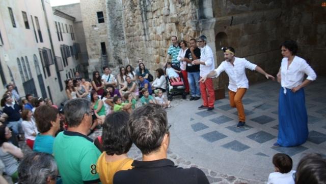 Dramatización La Cueva de Salamanca