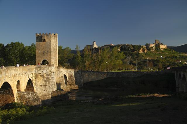 Puente de frías sobre el Ebro