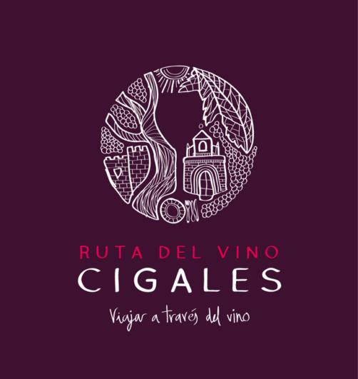 LOGO Ruta del Vino Cigales