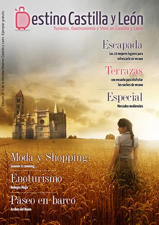 Revista Destino Castilla y León_ Edición Verano 2014