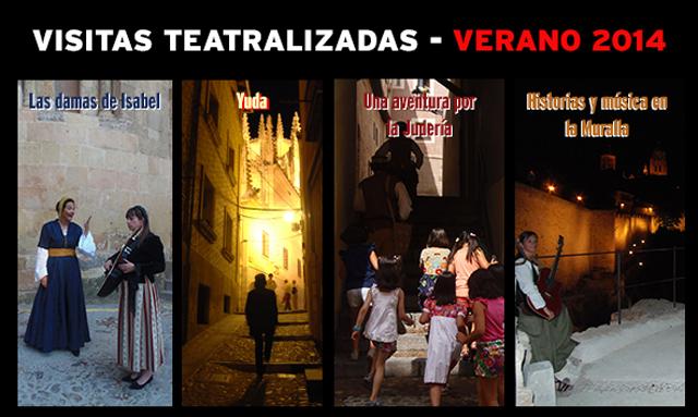Visitas Teatralizadas por la judería de Segovia