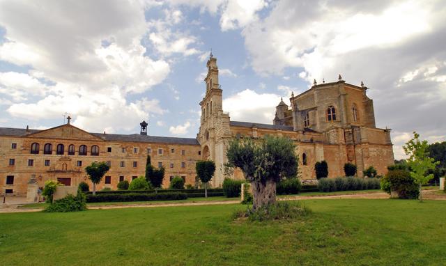 Monasterio de la Vid. Fuente: http://www.monasteriodelavid.org/