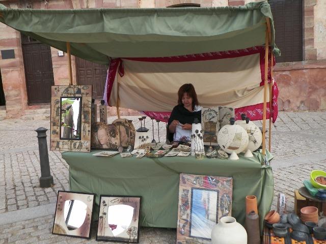 mercados medievales en Medinaceli