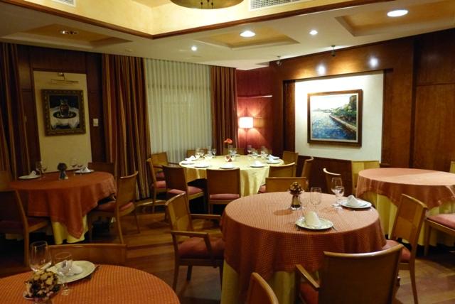 Restaurante del Hotel Montermoso