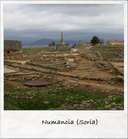 Numancia Soria