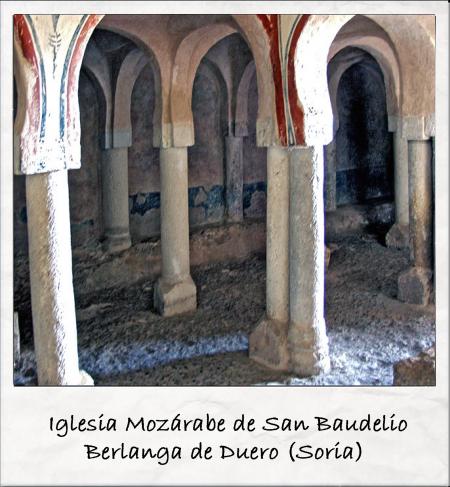 Iglesia mozárabe de San baudelio