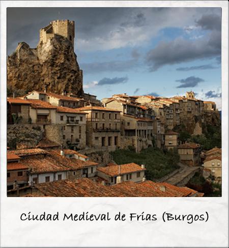 Ciudad Medieval de Frías Fuente: www.turisbox.com