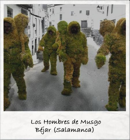 rincones de Castilla y León los hombres de musgo