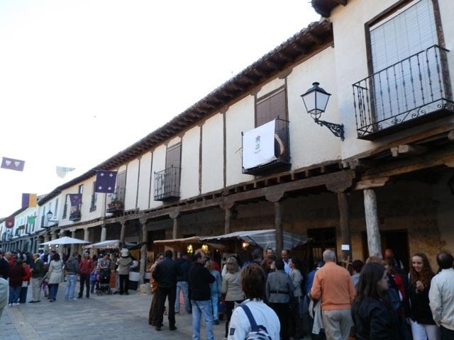 Mercado barroco de Lerma