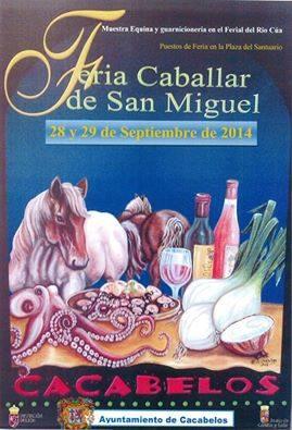 Feria de San Miguel en Cacabelos_León