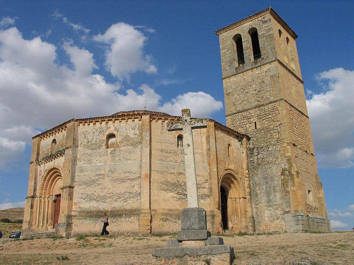 Iglesia de la Vera Cruz - Destino Castilla y León