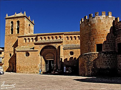 Castillo de Monteagudo de las Vicarías