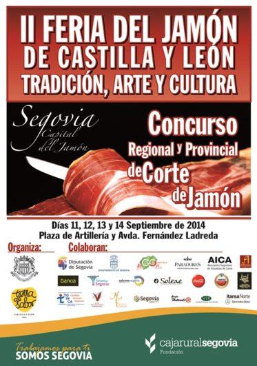 CartelConcursoCorteJamon2014