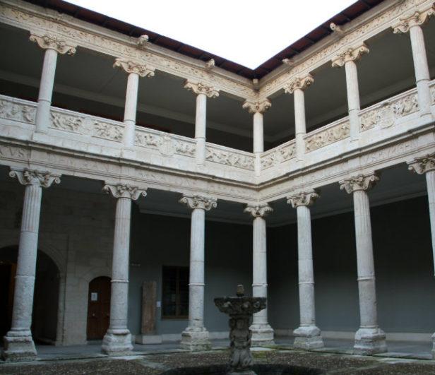 Patio interior de la Casa Miranda Fuente: aunclicdelaaventura.com