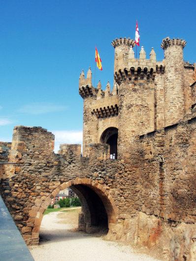 Castillo_Ponferrada