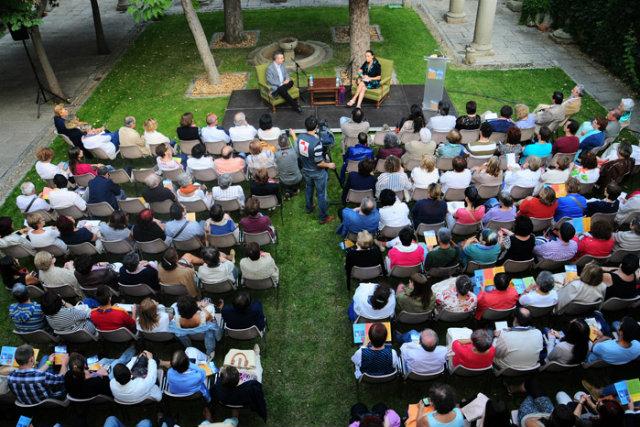 Debates en Hay Festival Segovia