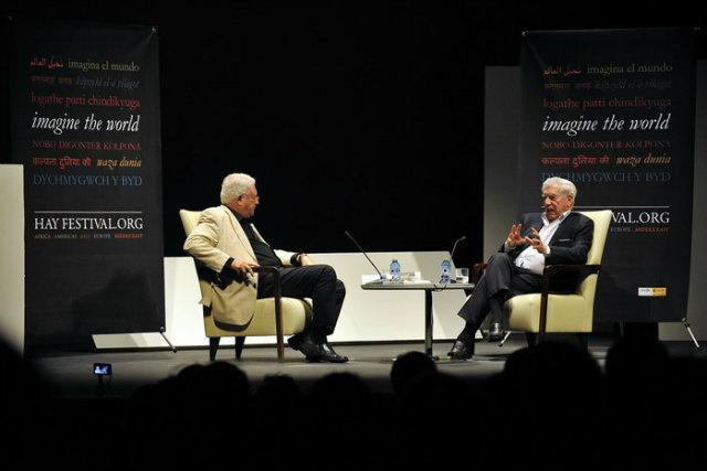 Debates en Hay Festival