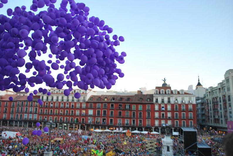 Fiestas de Valladolid Fuente: ocioenvalladolid.blogspot.com