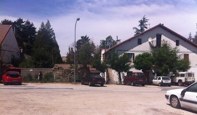Parking en San Rafael