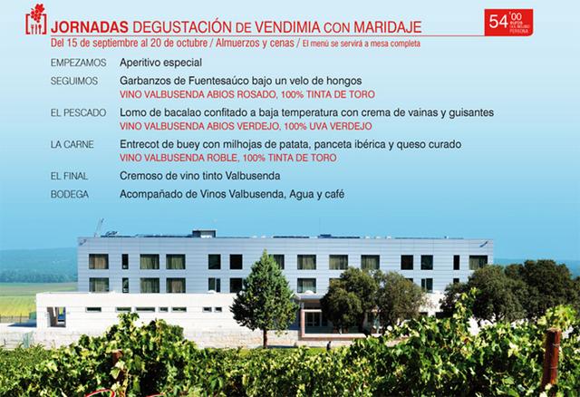 vendimia en Castilla y León