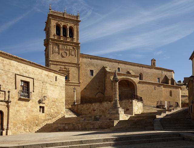 Almazán Soria en el Sendero Ibérico