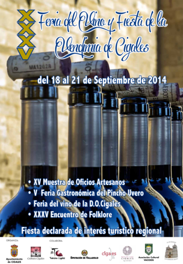 cartel vendimia 2014