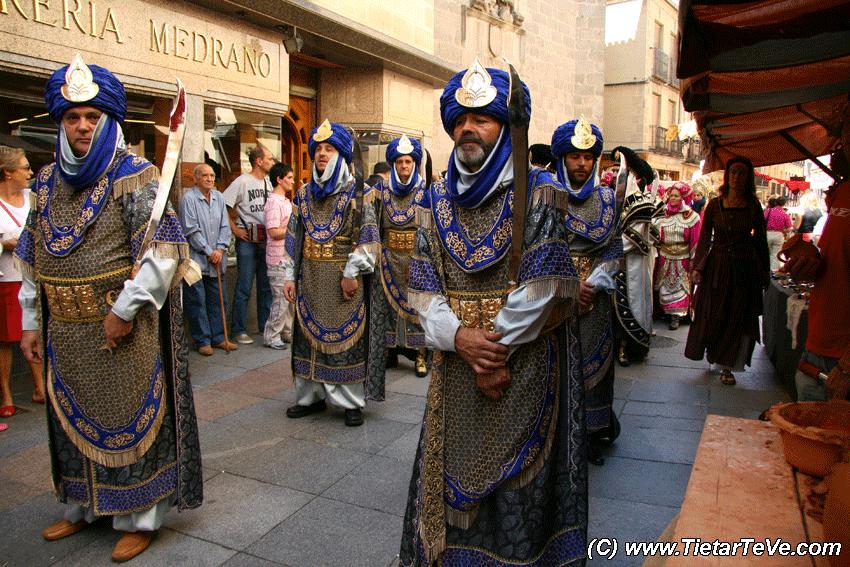 Mercado medieval de Ávila 2015