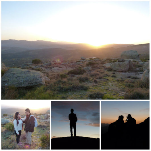 Fotografías en Cerro Gallinero