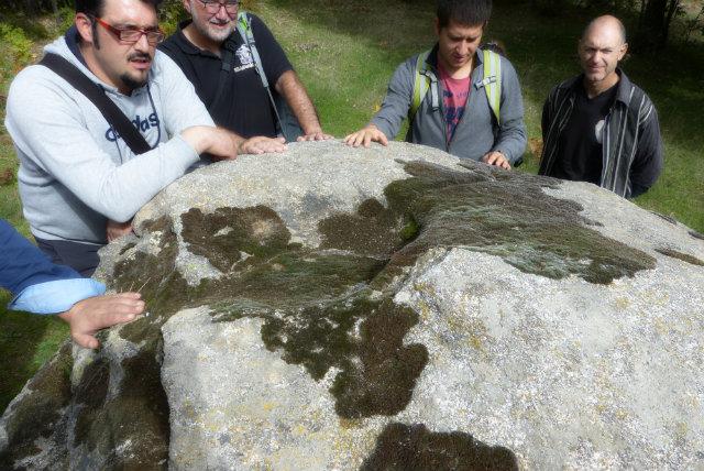 Altar rupestre de Hoyocasero - Ávila