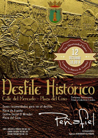Desfile Histórico en Peñafiel