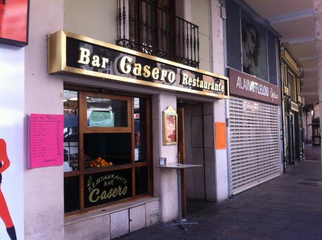 Restaurante El Casero