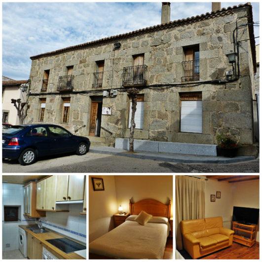Casa Rural los 4 balcones Hoyocasero - Gredos