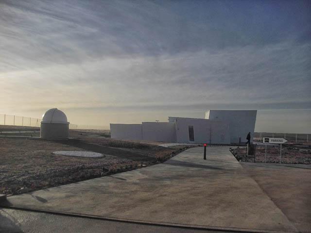 Observar las estrellas Observatorio de estrellas de Tiedra