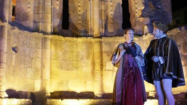 Representaciones teatrales en Soria Fuente: www.abc.es