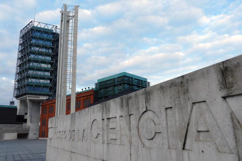 Observar las estrellas Museo de la ciencia y Planetario de Valladolid