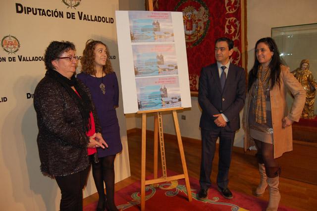 Presentación II Festival Cultural Invierno Cigales