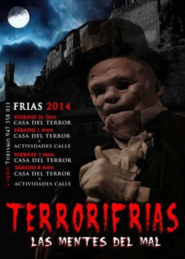 Halloween en Frías Burgos
