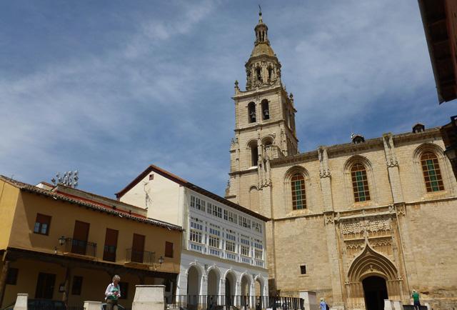 Santa María de Medina de Rioseco Valladolid Fuente: lugaresconhistoria.com
