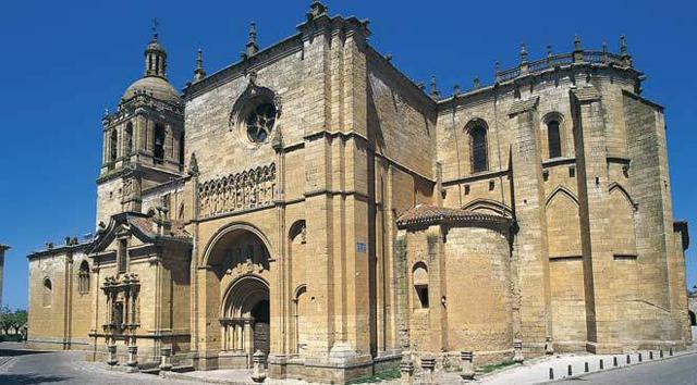 Catedrales de Castilla y León Catedral de Ciudad Rodrigo