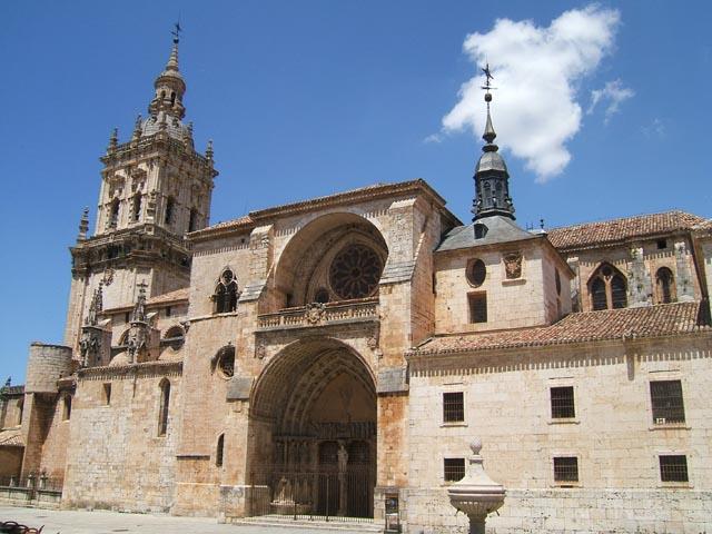 Catedrales de Castilla y León Catedral de El Burgo de Osma
